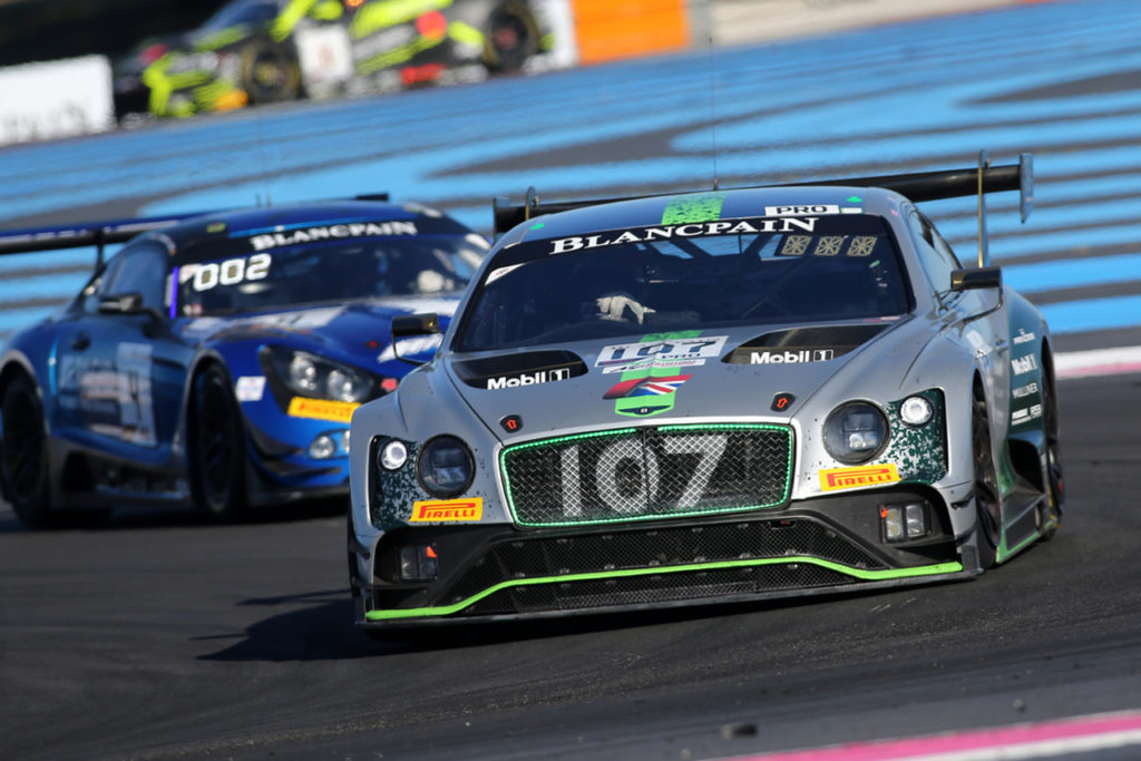 Blancpain | Pirelli firma un'altra bella prova al Paul Ricard, in attesa di Misano