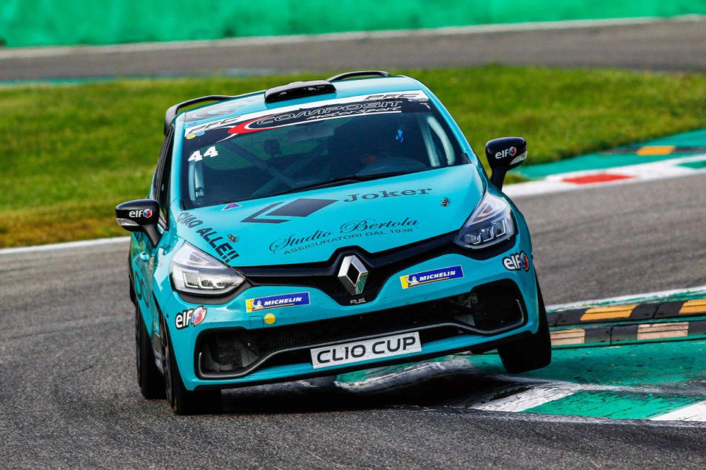Clio Cup Italia | Che dominio per Jelmini, due pole e due vittorie a Monza!