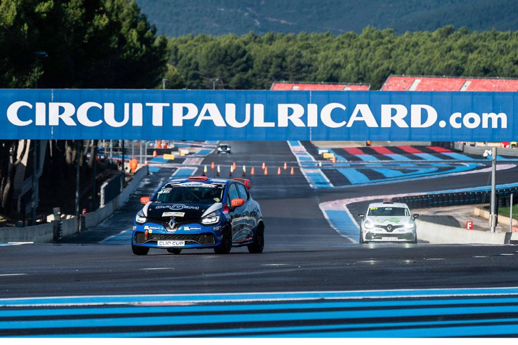 Clio Cup Open | Quattro team italiani presenti a Le Castellet per un risultato di rilievo