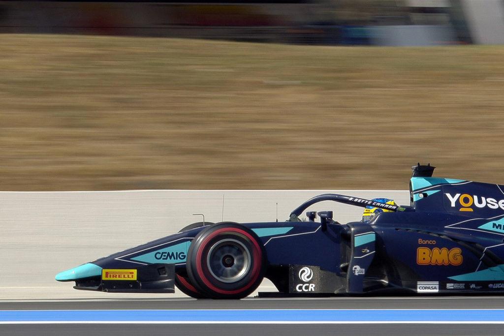 FIA F2 | Le Castellet, Qualifiche: Camara a segno davanti a Guanyu