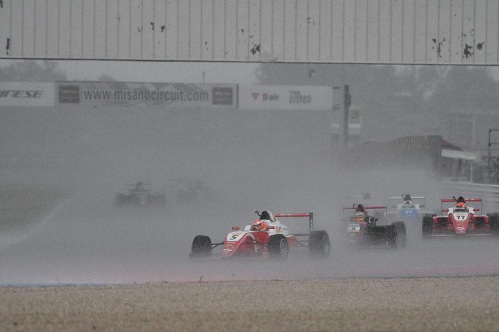 F4 Italia | A Imola verrà recuperata Gara 3 di Misano, cancellata per maltempo