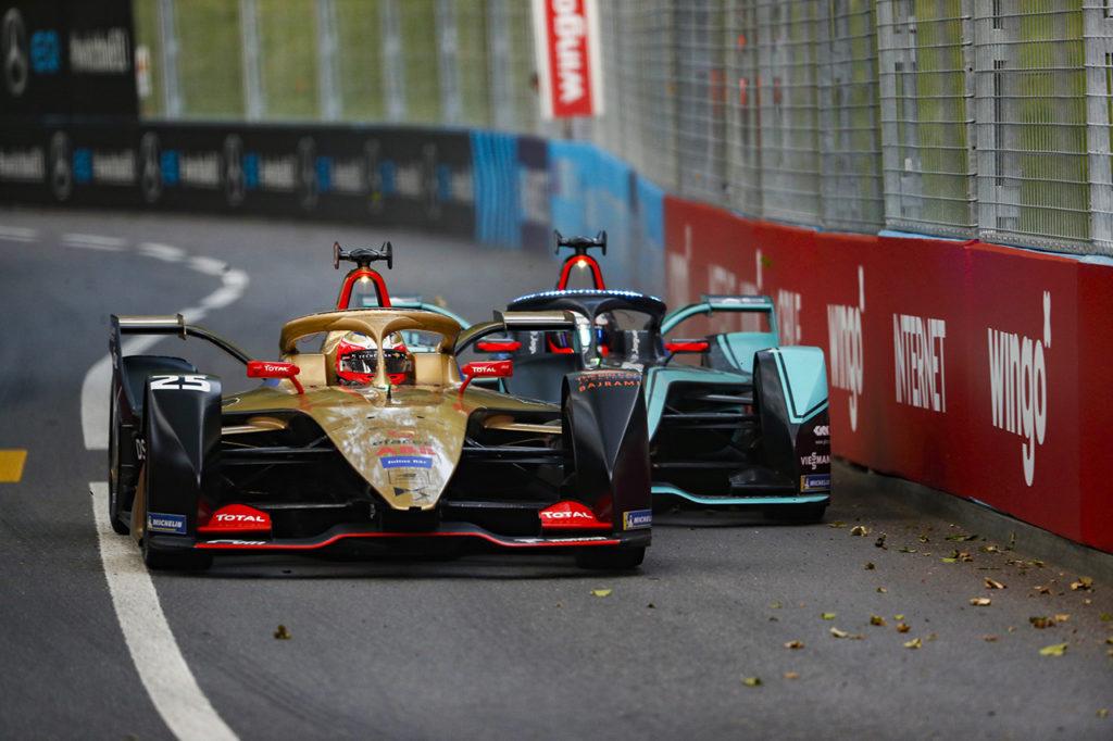 Formula E | Vergne raggiunge quota tre vittorie in questa stagione con DS Techeetah