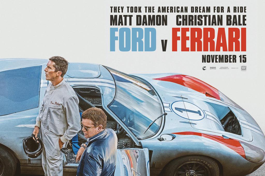 """""""Ford v Ferrari"""", ecco il trailer del film sulla rivalità nella 24 Ore di Le Mans"""