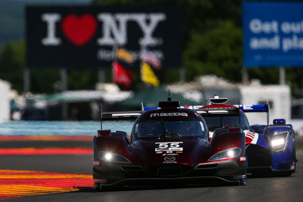 IMSA | 6 Ore di Watkins Glen, Gara: finalmente arriva la prima vittoria Mazda!