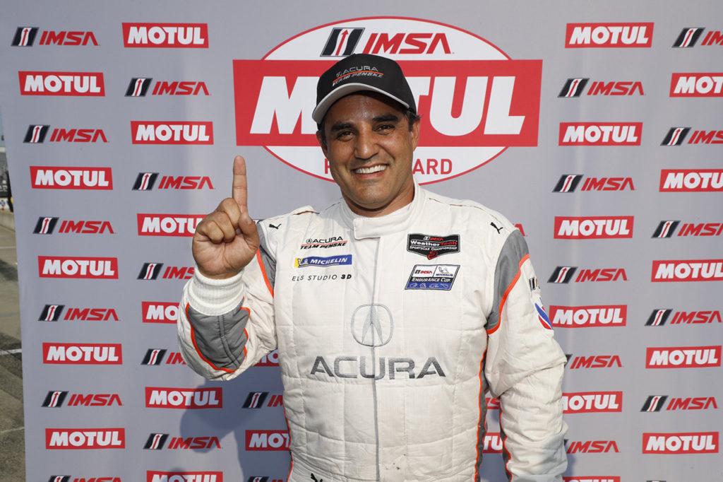 IMSA | Detroit, Qualifiche: Acura e Penske si assicurano la prima fila con Montoya e Castroneves