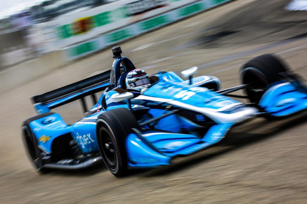 IndyCar | Chilton rinuncia agli ovali per il 2019, al suo posto Daly in Texas
