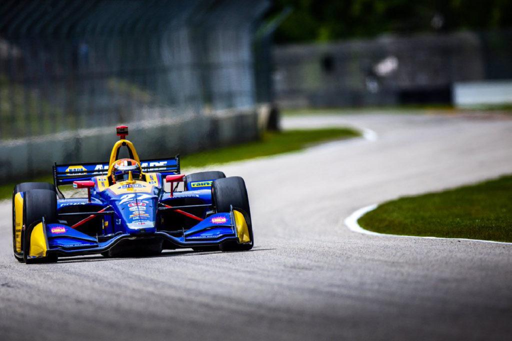 IndyCar | Road America, Gara: dominio di Rossi, si accende la lotta al titolo