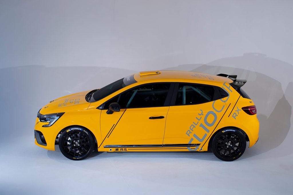 Renault Sport Racing svela la gamma della Nuova Clio, nelle versioni Cup, Rally e RX