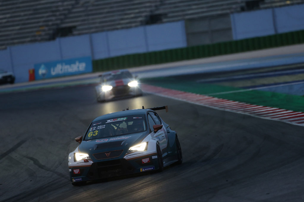 TCR DSG Endurance   Misano, Gara: altro trionfo per Giovanni e Alessandro Altoè