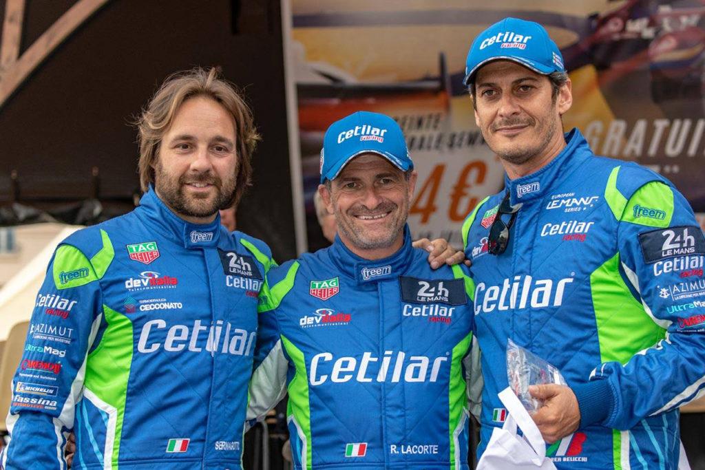 WEC | Cetilar Racing si prepara al balzo nel Mondiale con AF Corse