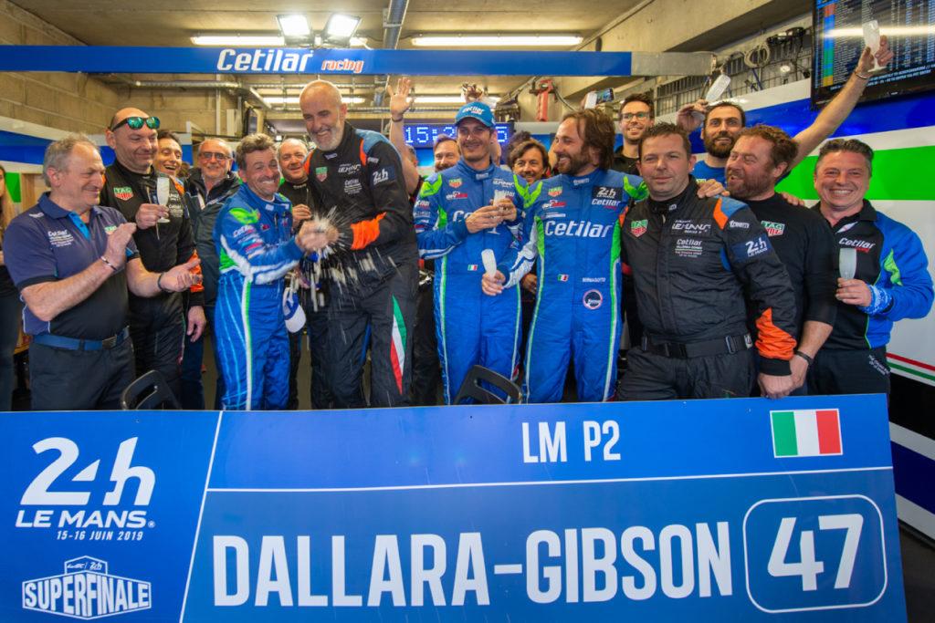 WEC | Cetilar Racing conclude la sua terza 24 Ore di Le Mans e sfiora la top-10
