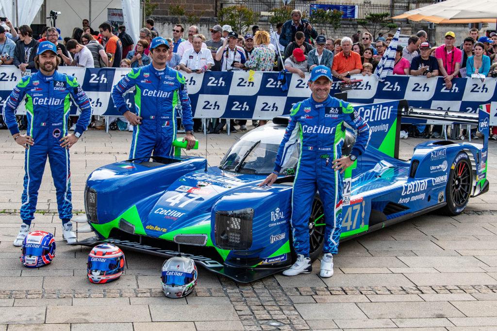 WEC | L'avventura di Cetilar Racing a Le Mans entra nel vivo
