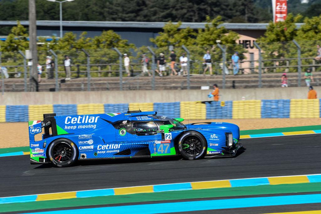 WEC | 24 Ore di Le Mans 2019: Cetilar Racing risponde presente nei test ufficiali