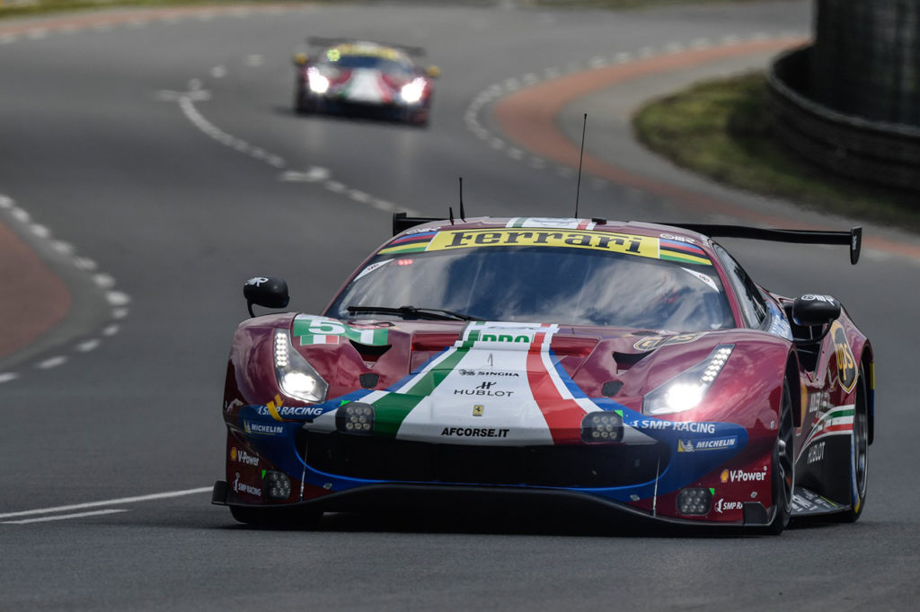 WEC | Ferrari al via della 24 Ore di Le Mans con 11 vetture