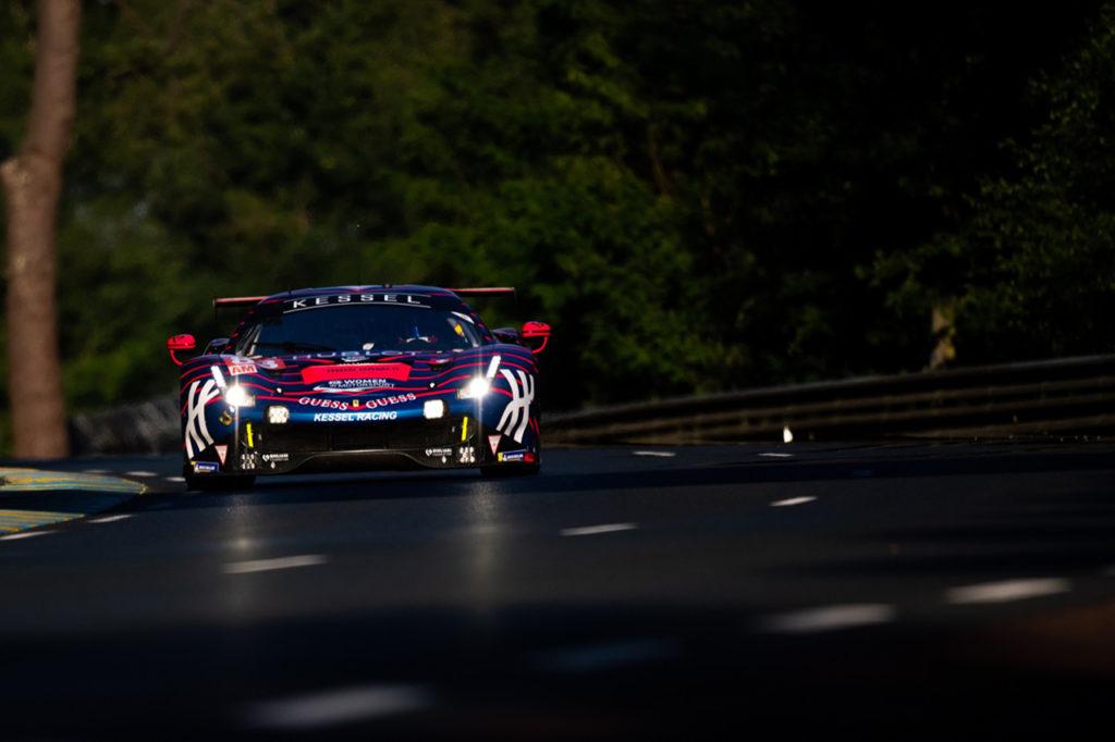 WEC | Frey, Gatting e Gostner concludono la loro prima 24 Ore di Le Mans con Kessel