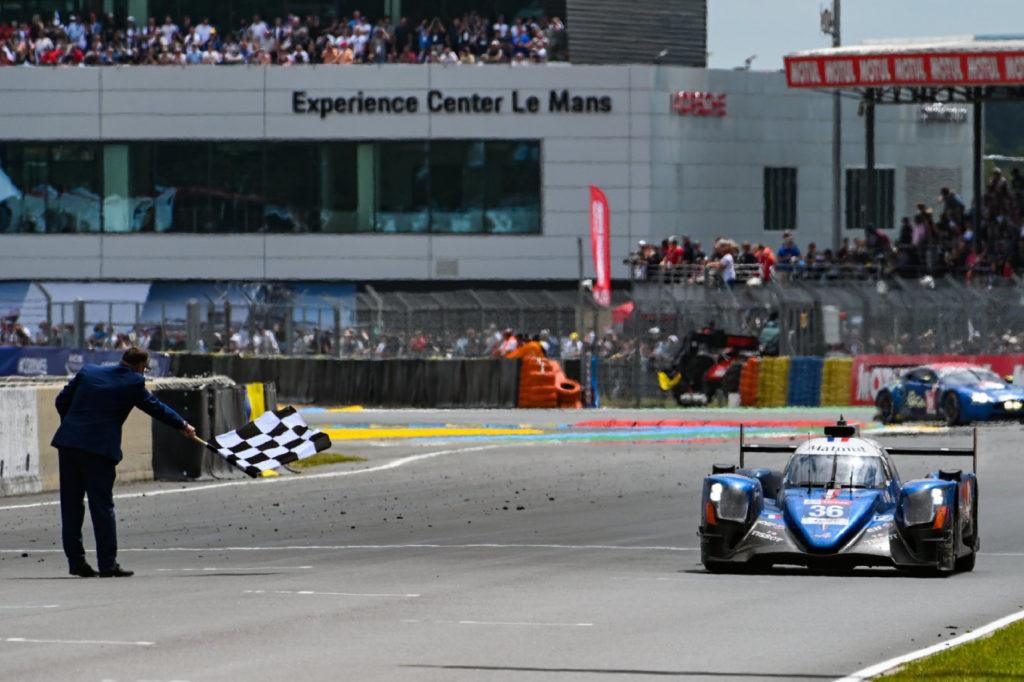 WEC | Vittoria e titolo tra le LMP2 alla 24 Ore di Le Mans per Signatech Alpine Matmut