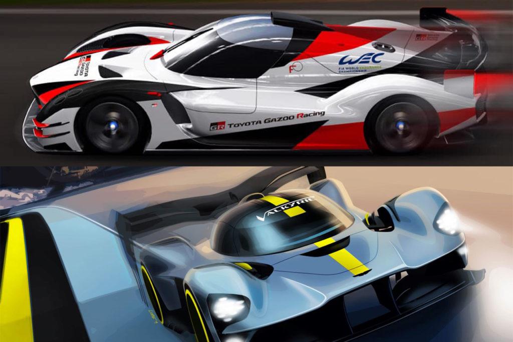 WEC | Ufficializzate le regole delle Hypercar, si svelano già Toyota e Aston Martin