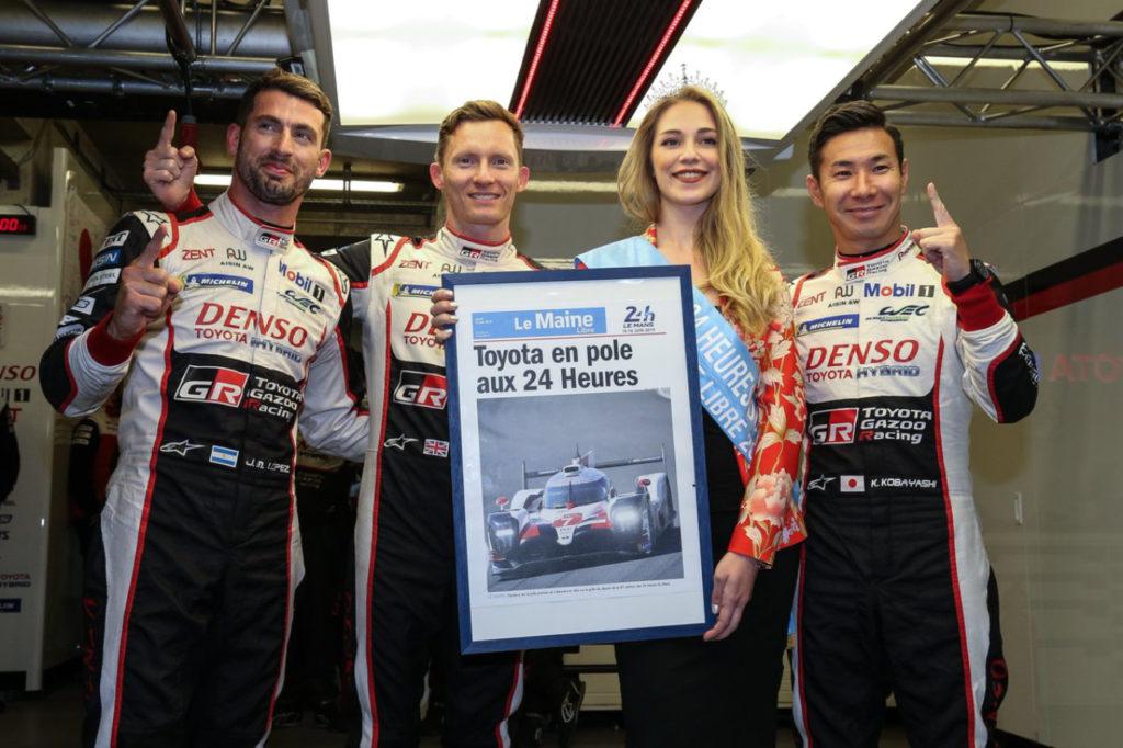 WEC | 24 Ore di Le Mans, Qualifiche 2-3: facile doppietta di Toyota