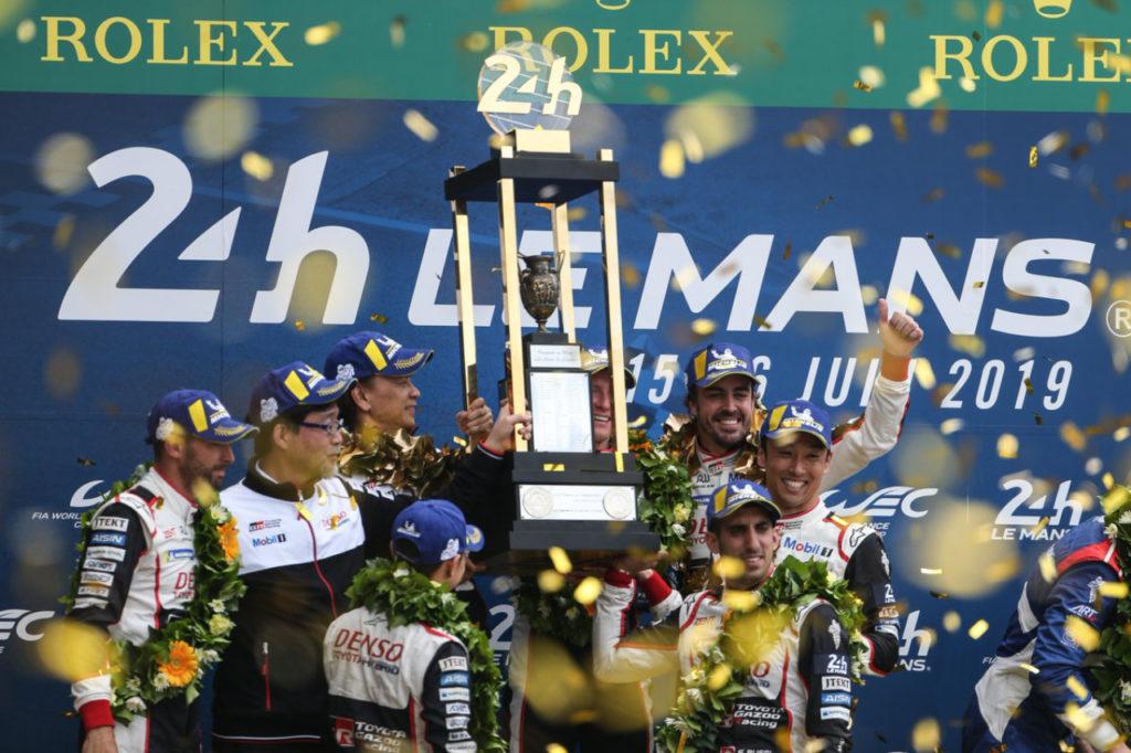 WEC | 24 Ore di Le Mans, Gara: facile doppietta di Toyota, Ferrari trionfa tra le LMGTE Pro