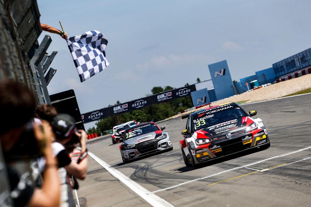 WTCR | Race of Germany, Gara 3: Leuchter conquista il successo in casa