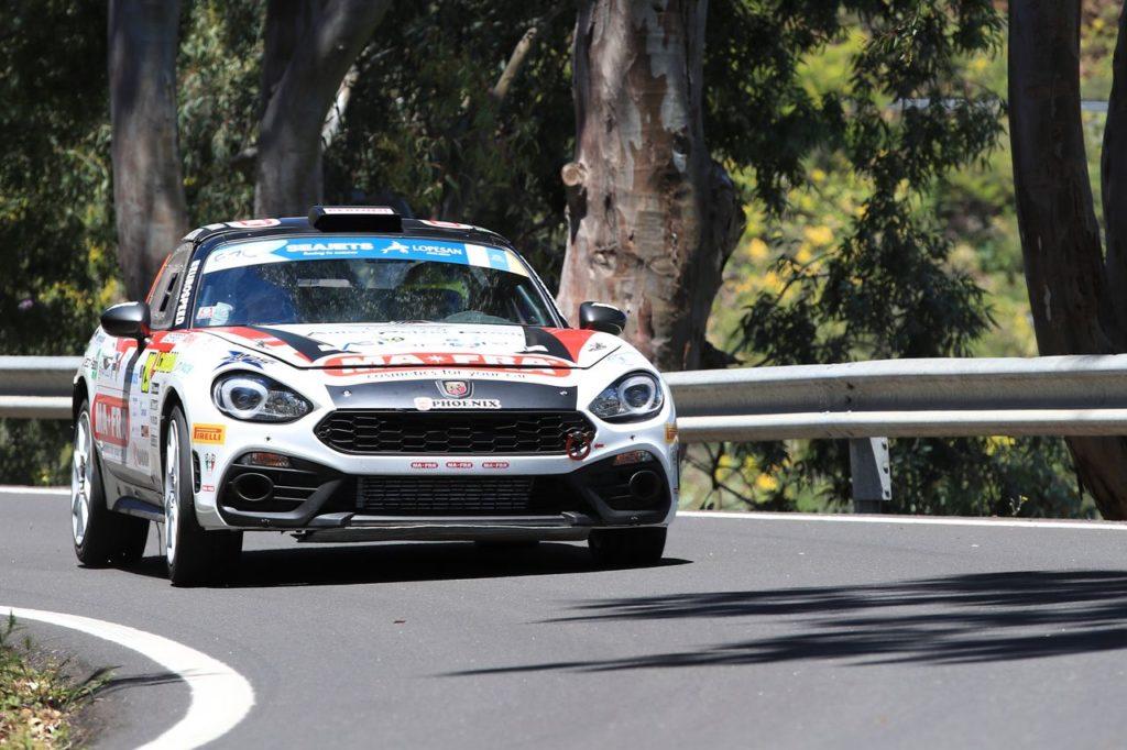 Abarth Rally Cup | Nucita contro Polonski al Rally Roma Capitale ed il debutto di Melegari sulla Abarth 124 Rally