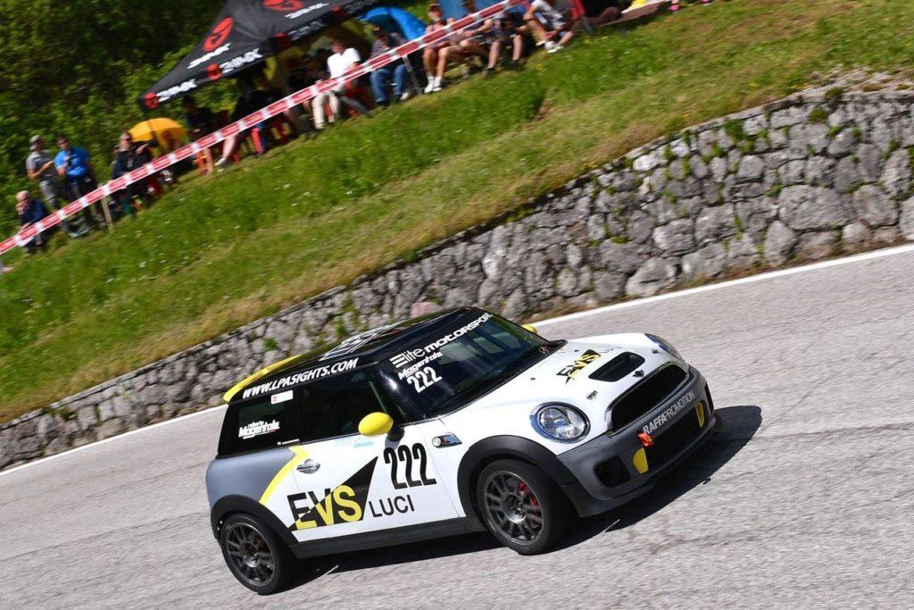 CIVM | Elite Motorsport alla Trento Bondone con cinque piloti, tra cui la coppia madre e figlio
