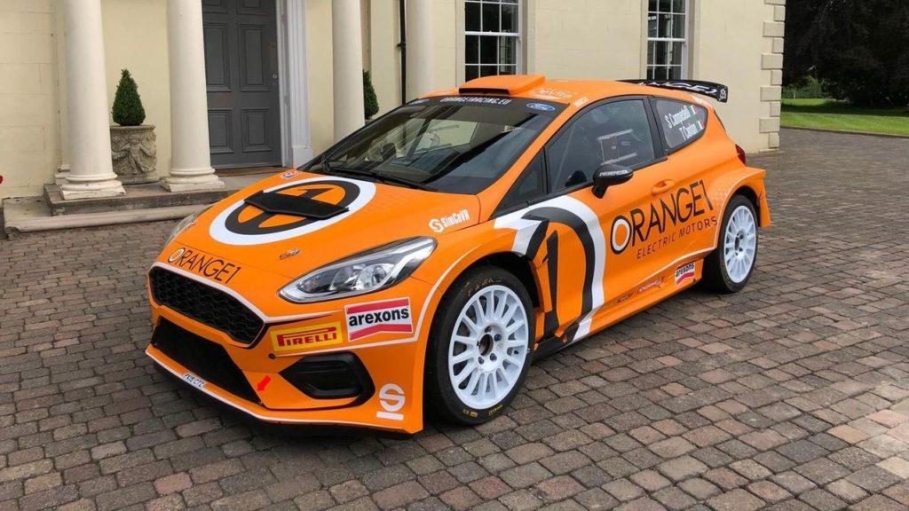 CIR | Rally Roma Capitale, debuttano nel Tricolore le nuove Ford Fiesta R5 e R1