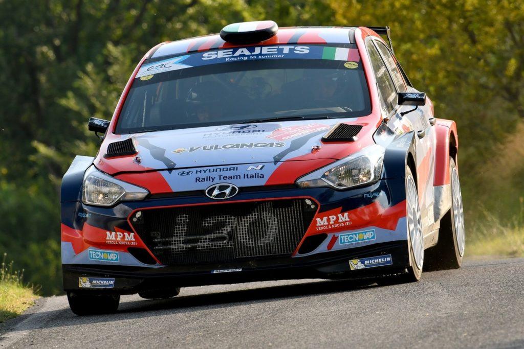 CIWRC | Hyundai al Rally Alba con Loeb, Scandola e i suoi modelli stradali