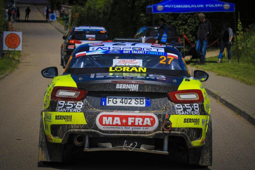 Mafra in prima linea al Rally Roma Capitale, tra stand e partnership tecniche