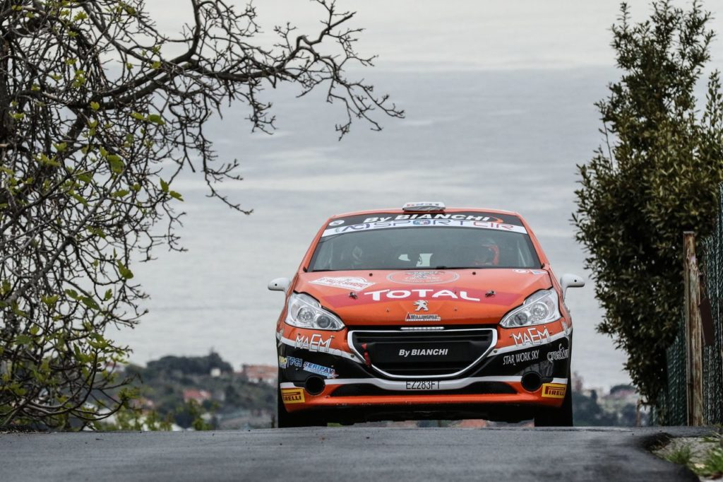 Peugeot Competition | Torna il 208 Rally Cup TOP, che fa tappa al Rally Roma Capitale