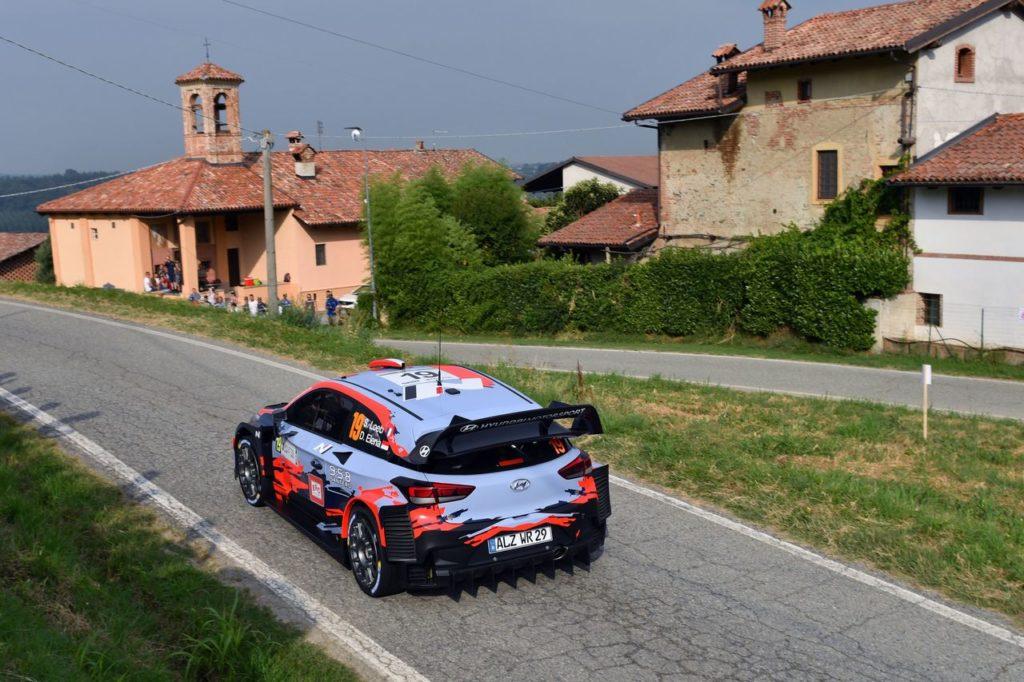 CIWRC | Rally Alba 2019 cannibalizzato da Loeb, seguito da Sarrazin