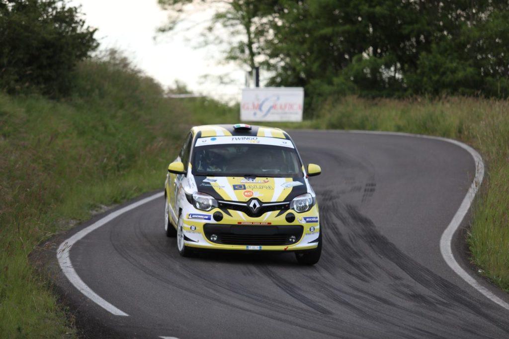 Trofei Renault Rally | Penultimo appuntamento con il Twingo R1, mentre nel Clio R3 TOP Bottoni vince al Rally della Marca