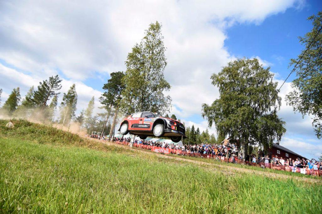WRC | Rally Finlandia 2019: anteprima ed orari