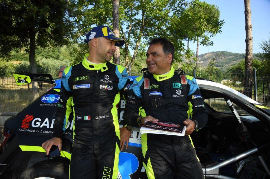 ERC | Rally Roma Capitale 2019, i sopravvissuti della prima giornata