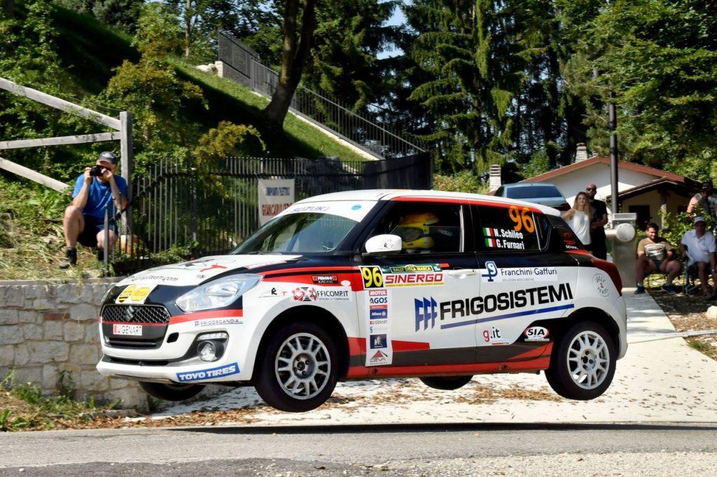 Suzuki Rally Cup | Schileo insegue Scalzotto al Rally della Marca ma poi vince sul finale