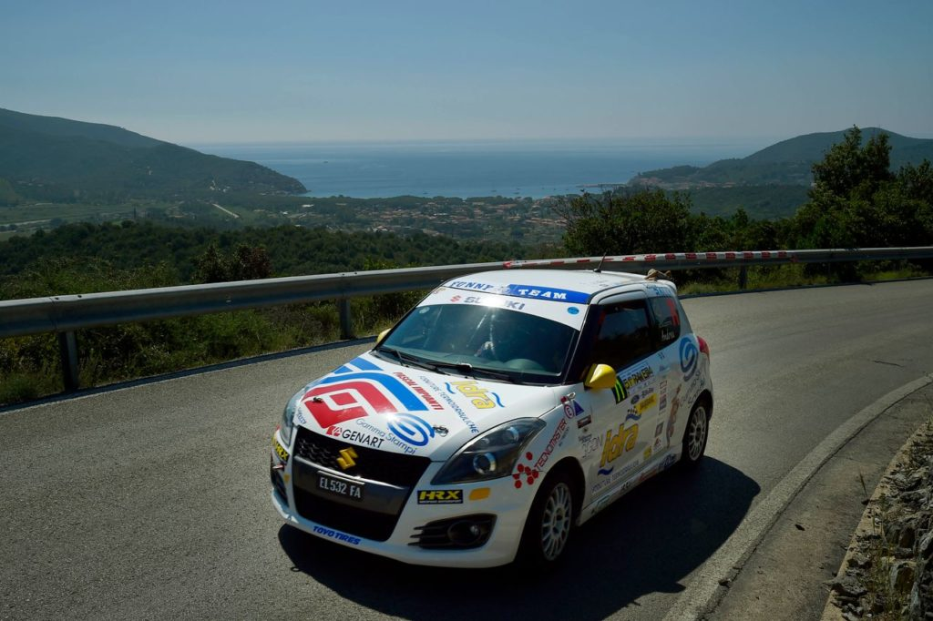 Suzuki Rally Cup | Torna il girone CIR con il Rally Roma Capitale: gli equipaggi al via