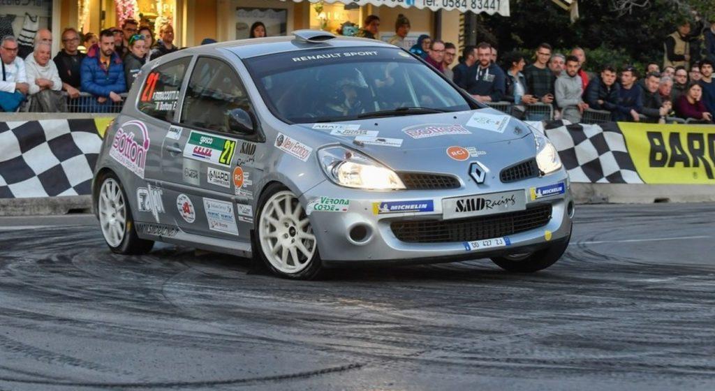 Trofei Renault Rally | Penultimo appuntamento con il Clio R3 TOP al Rally Alba