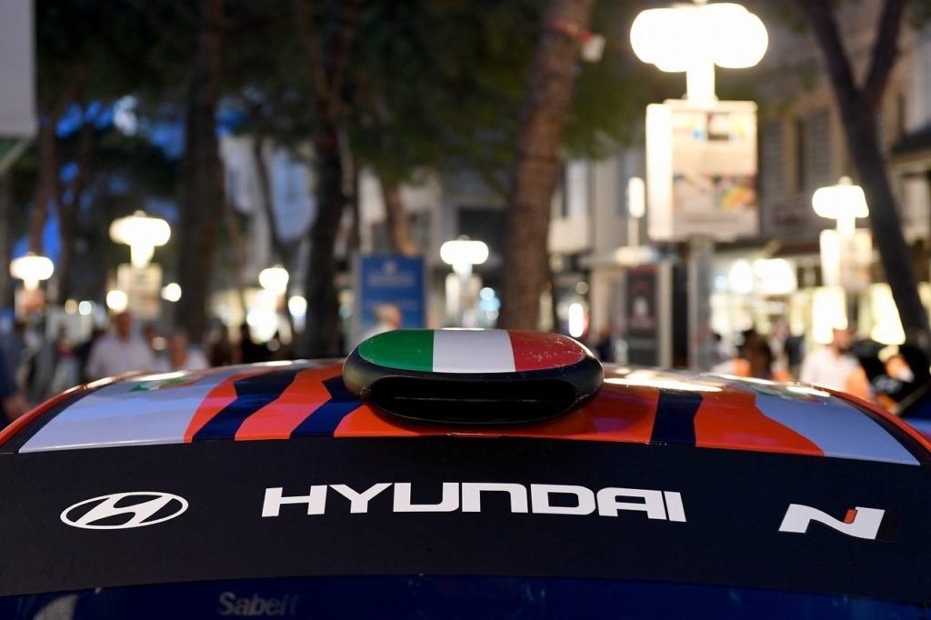 Umberto Scandola approda al Rally Roma Capitale: prima volta con la Hyundai su asfalto