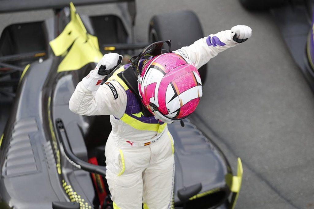 W Series | La giovane Marta Garcia conquista pole e vittoria al Norisring