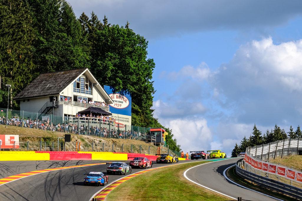 Blancpain | Record d'iscritti alla 24 Ore di Spa, ben 72 auto!