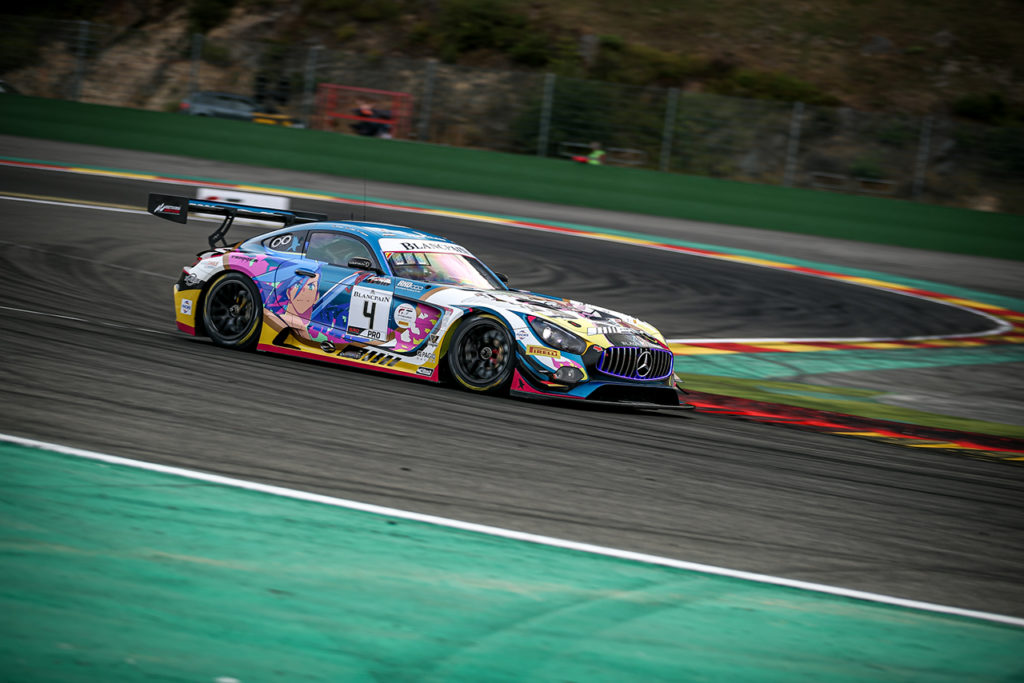 Blancpain | 24 Ore di Spa, Qualifiche e Superpole: Mercedes al top con Black Falcon