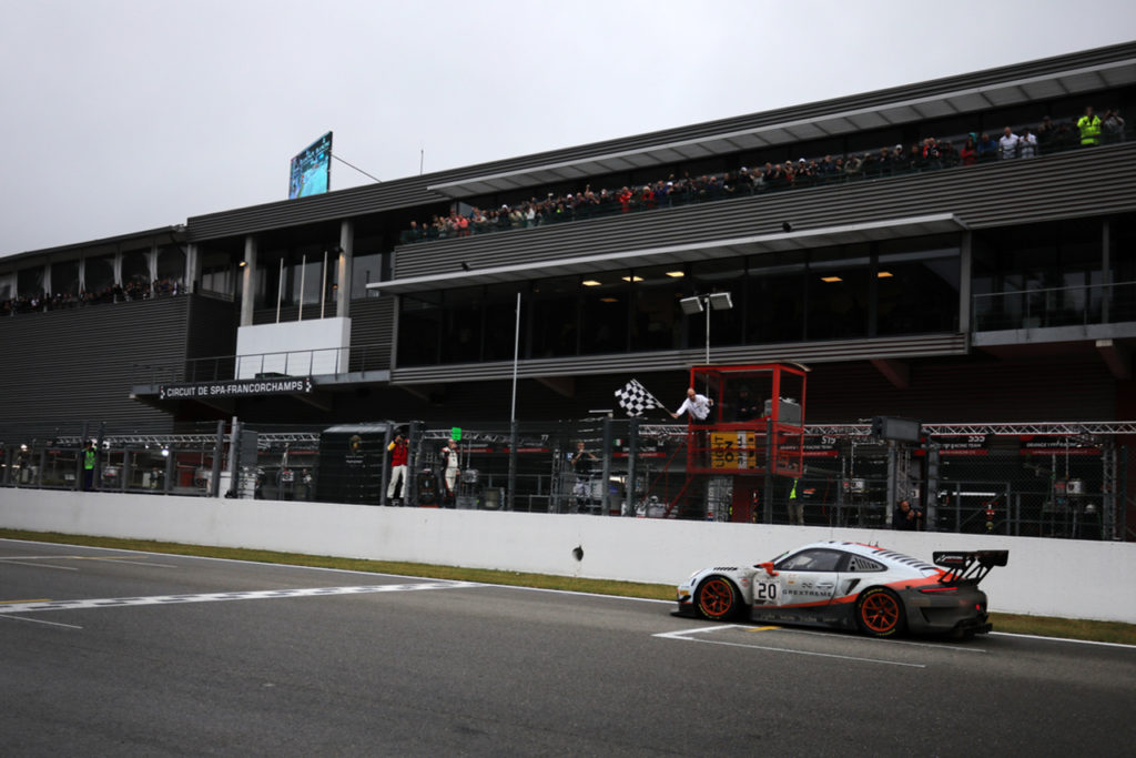 Blancpain | Oltre 15.000 pneumatici forniti da Pirelli alla 24 Ore di Spa