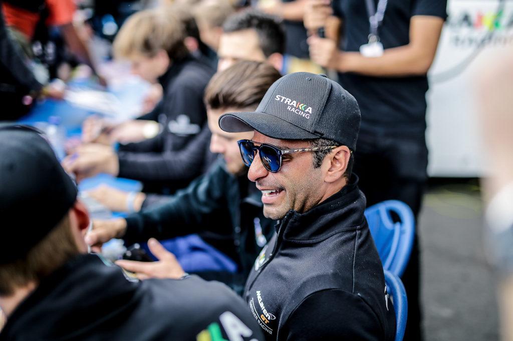 Blancpain | Leventis positivo all'antidoping, squalificato per quattro anni
