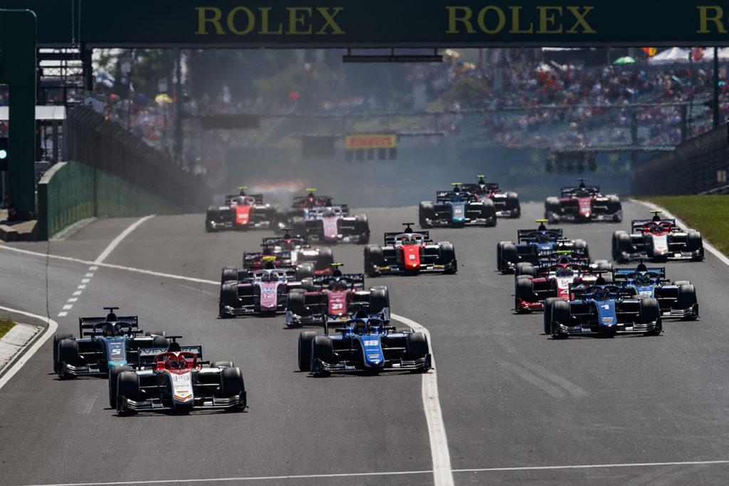 FIA F2 | Budapest 2019: anteprima e orari del weekend