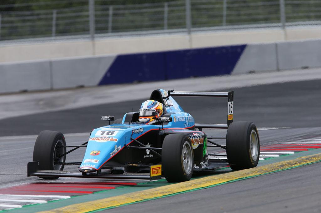 F4 Italia | Spielberg, Gara 3: la prima di Carrara, Hauger sempre più vicino a Petecof