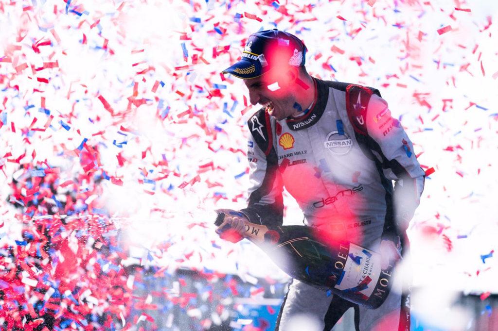 Formula E | New York ePrix, Gara 1: finalmente una vittoria per Buemi, Vergne ritirato