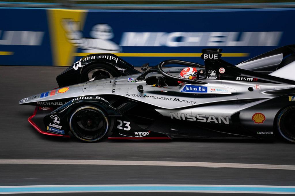 Formula E | New York ePrix, Qualifiche 1: altra pole per Buemi e Nissan e.dams