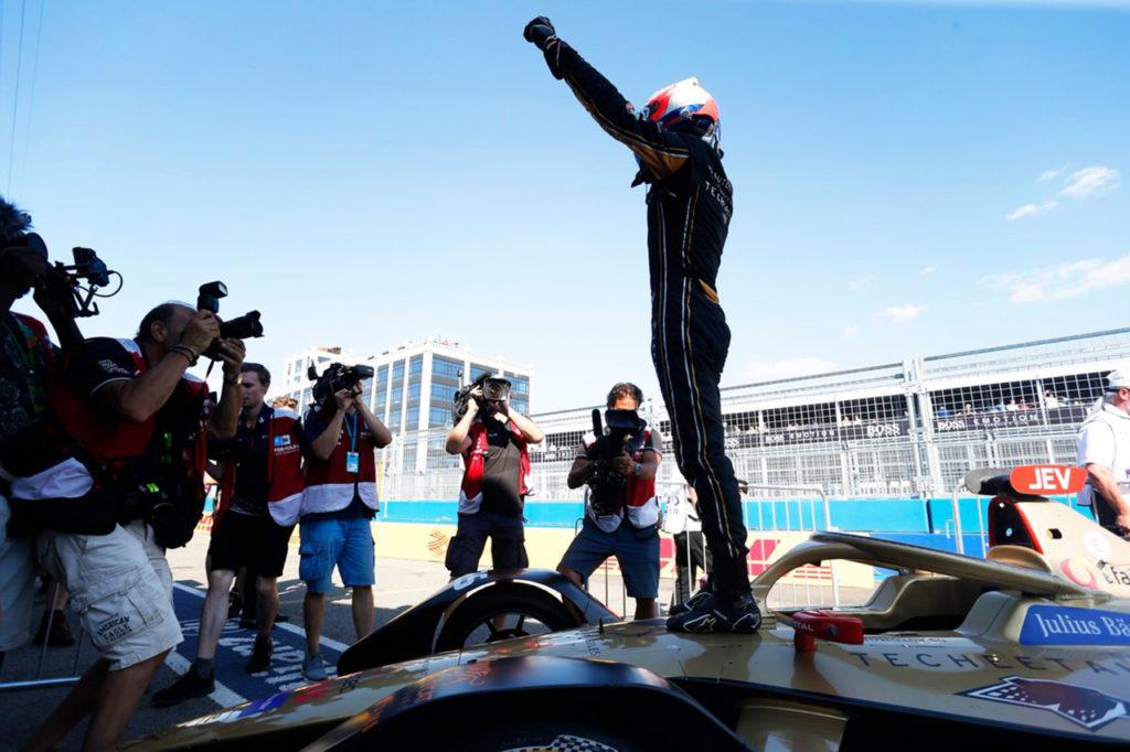 Formula E | New York ePrix, Gara 2: a Frijns la vittoria, a Vergne il titolo piloti