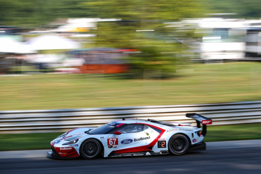 IMSA | Lime Rock, Gara: Ford interrompe il dominio Porsche in GTLM