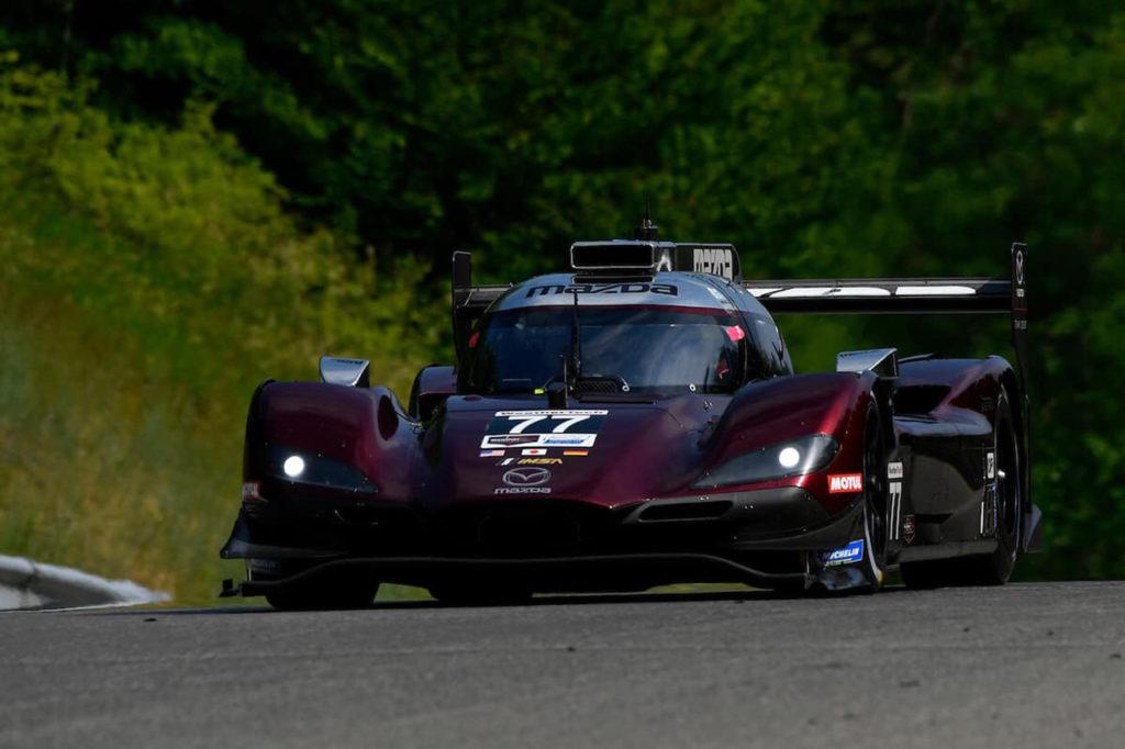IMSA | Mosport Park, Gara: secondo colpaccio di Mazda con Jarvis-Nunez